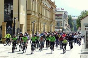 Martinčania majú bicyklovanie radi.