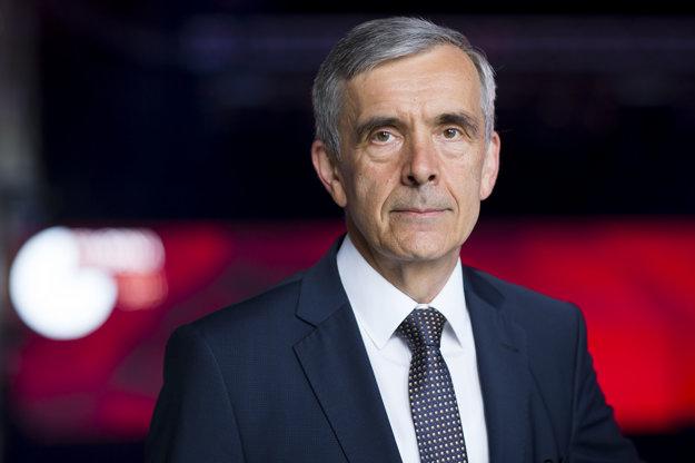 Štefan Máj, bývalý generálny riaditeľ SLSP.