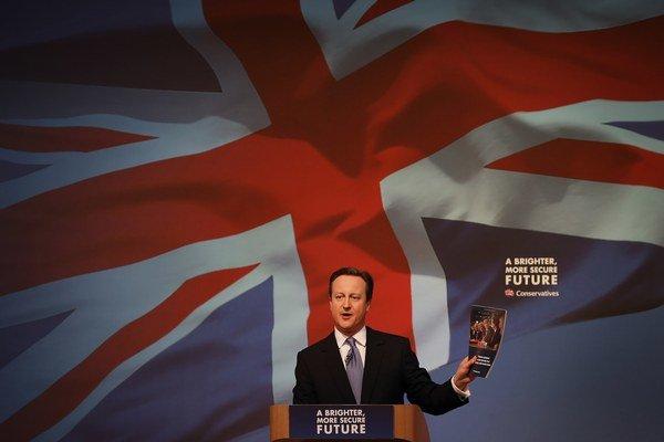 Cameron sľuboval Britom svetlú budúcnosť. V Únii alebo mimo nej?