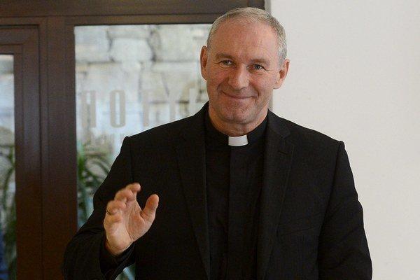 Odvolaný arcibiskup Róbert Bezák