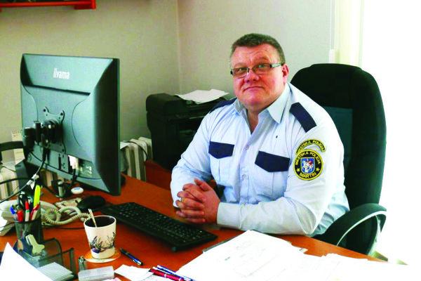 Igora Húsku nedávno poslanci odvolali z funkcie náčelníka Mestskej polície v Martine.
