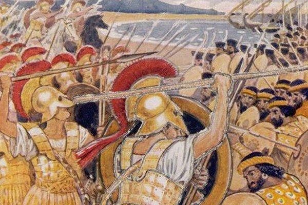 Atény by zrejme ako bohaté a vplyvné mesto možno celkom dobre fungovali aj v Perzskej ríši, no neboli by demokratické.