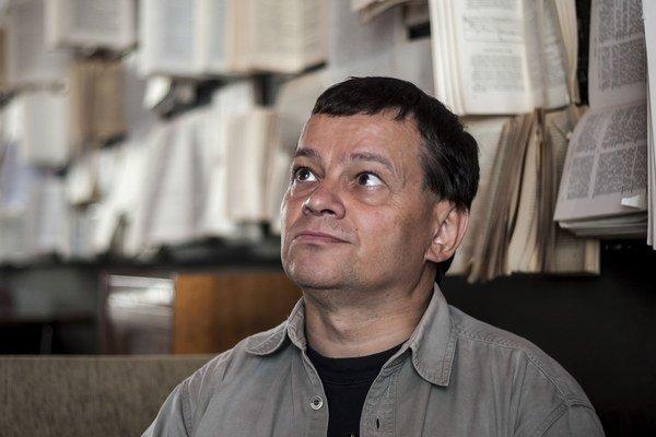 Vladimír Baláž.