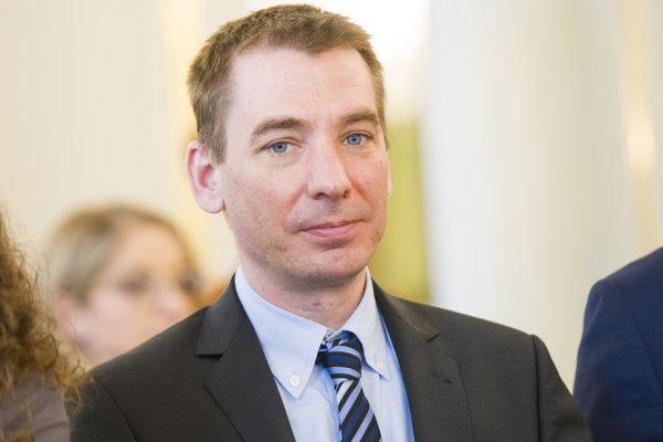 Maďarský europoslanec Benedek Jávor