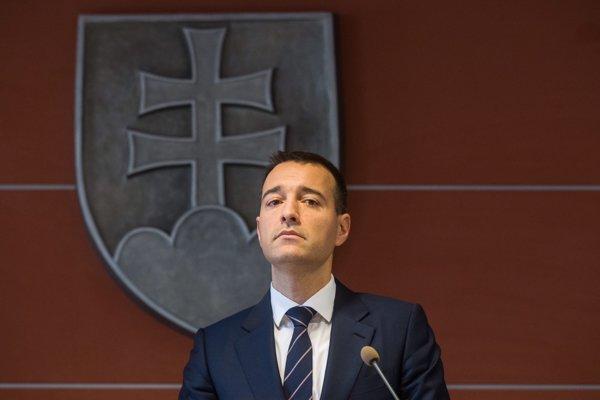 Exminister vnútra Tomáš Drucker.