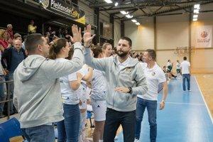 Richard Kucsa sa ako nový tréner Piešťanských Čajok pokúsi nadviazať na úspechy Martina Pospíšila.