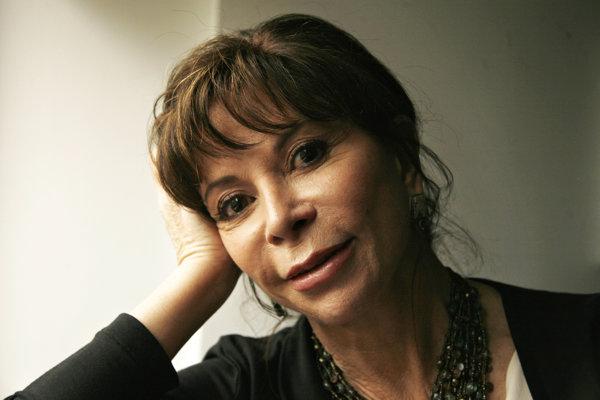 Isabel Allende - spisovateľka, aktivistka