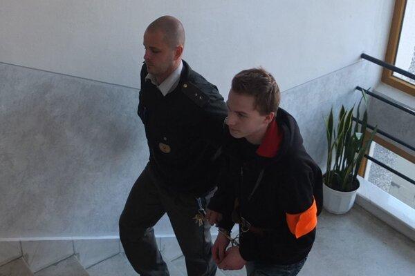 V stredu pokračovalo pojednávanie s Michalom J.
