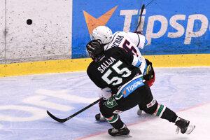 Arturs Salija je hráčom HC Nové Zámky.
