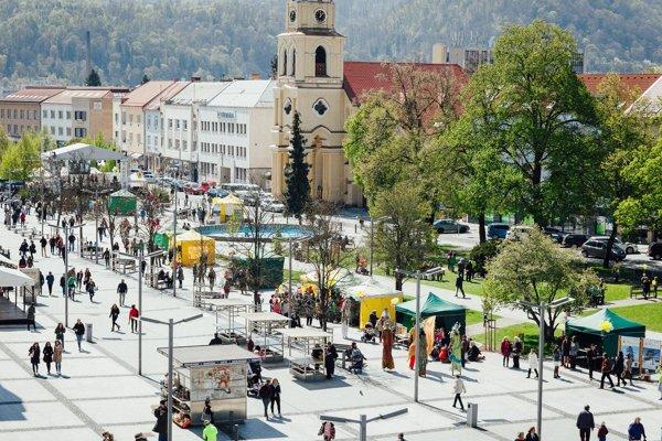 Zvolen zajtra ožije aktivitami Lesníckych dní.