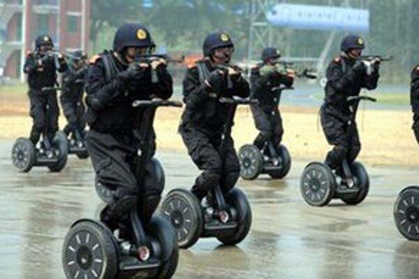 Možno najväčšou technologickou revolúciou posledných rokov, ktorá nikdy nenastala, je vozidlo Segway.