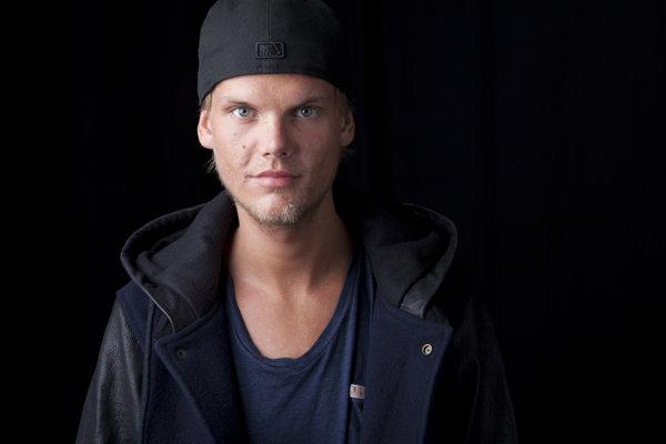 Švédsky DJ Avicii na archívnej snímke z 30. augusta 2013.
