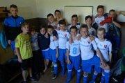 FK Čadca U15 po triumfe v Radoli v rámci III. ligy starších žiakov U15.