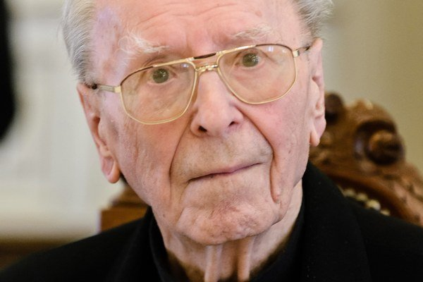 Ján Chryzostom kardinál Korec.
