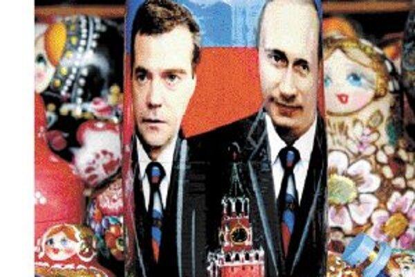 Prezidentský úrad v Rusku sa ani veľmi nelíši od cárskeho trónu.
