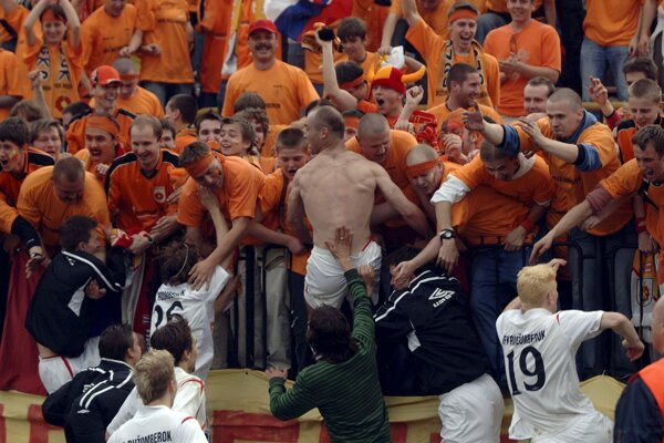 Jeden z najlegendárnejších momentov liptovského futbalu.