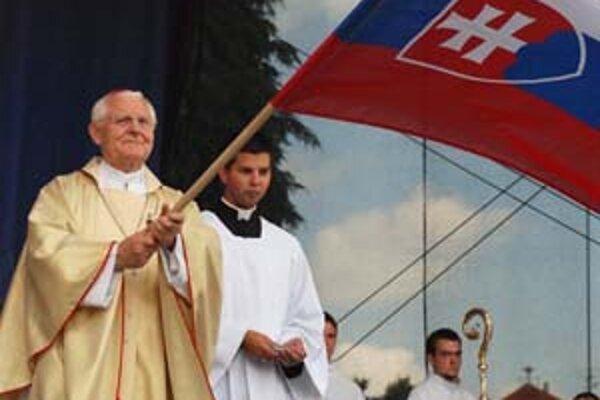 Ján Sokol má rád všetko, čo je slovenské. Aj Jozefa Tisa.