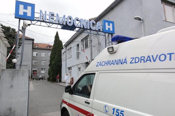 V nemocnici zavrú interné oddelenie. Zamestnanci prídu v pondelok do práce naposledy, pacientov prevezú.