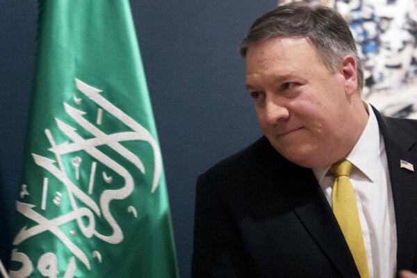 Nový americký minister zahraničných vecí Mike Pompeo.