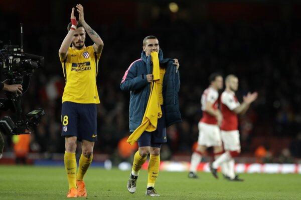 Futbalisti Arsenalu v úvodnom zápase remizovali s Atleticom Madrim.