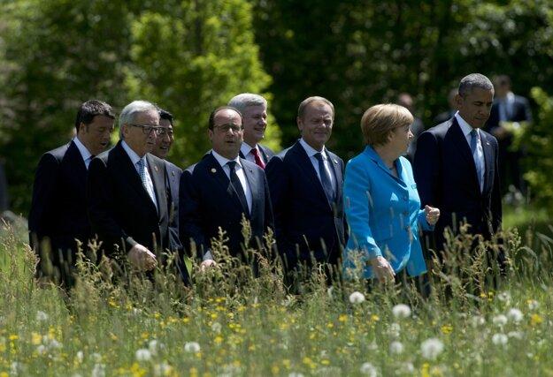 Našli záujem, ktorý strategicky zjednotí Rusko s Čínou? FOTO – TASR/AP