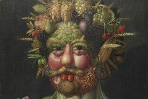 Giuseppe Arcimboldo (* 5. apríl 1526, Miláno, Taliansko – † 11. júl 1593, Miláno) bol taliansky manieristický maliar, ktorý sa preslávil obrazmi, ktoré tvoril z ovocia, zeleniny, kvetov a rýb.