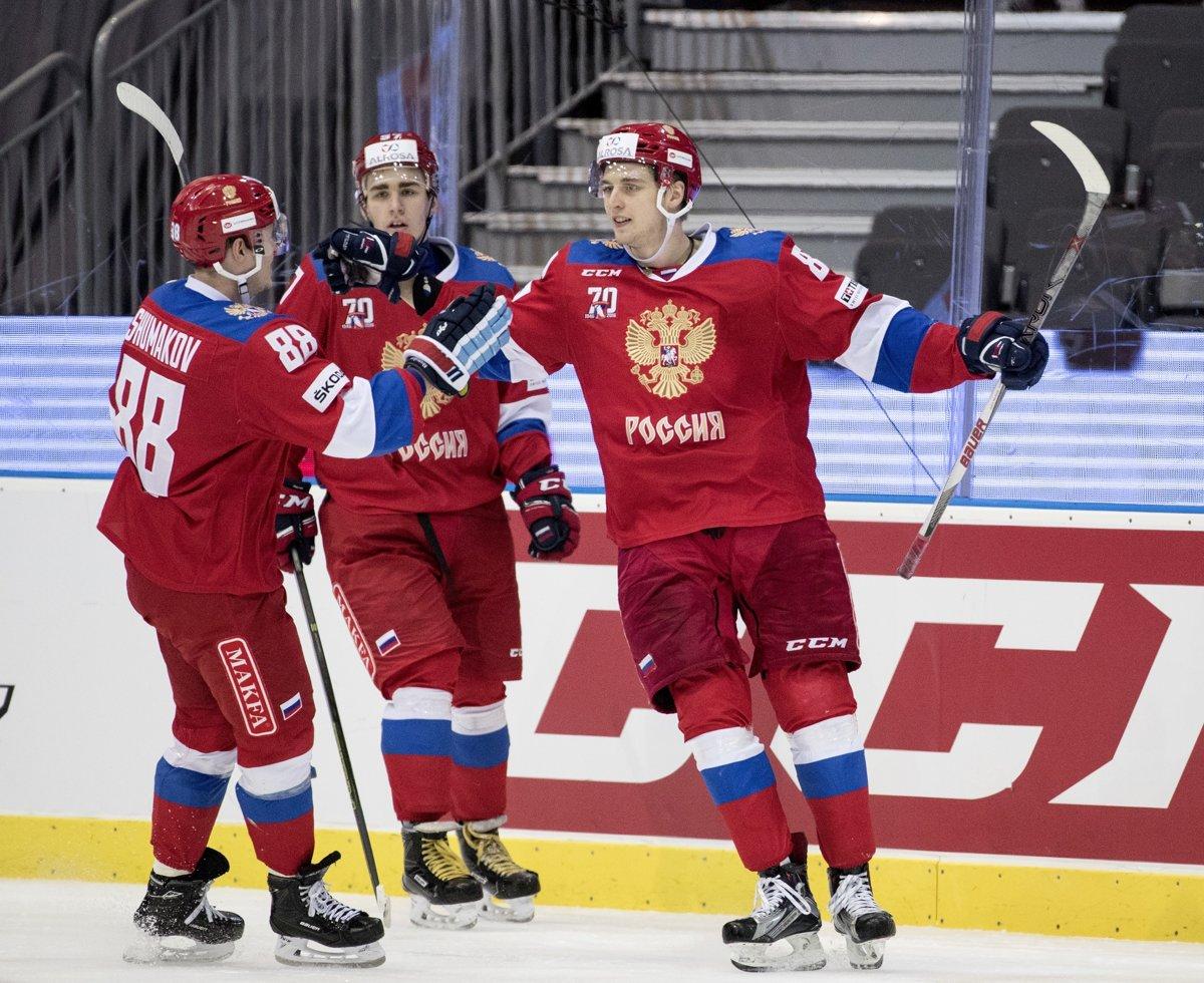 0bc21c3591a0c Rakúsko : Rusko - Online prenos - MS v hokeji 2018 - Šport SME