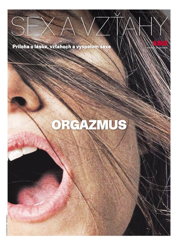Titulka januárového čísla cituje film Nymfomanka.