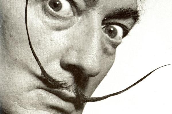 Salvador Dalí (11. mája 1904 – 23. januára 1989)