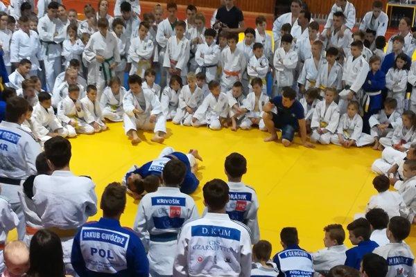 Bardejov Judo Open.