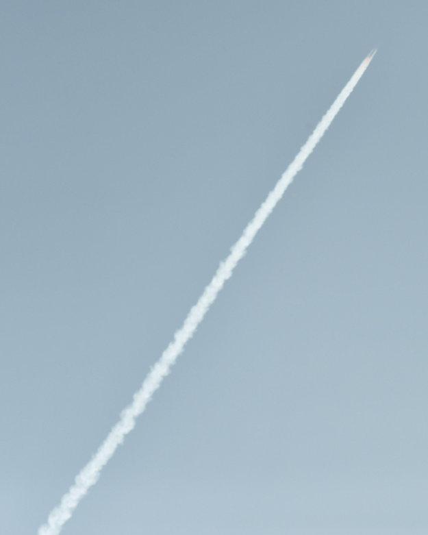 Severná Kórea vypustila do vesmíru raketu.