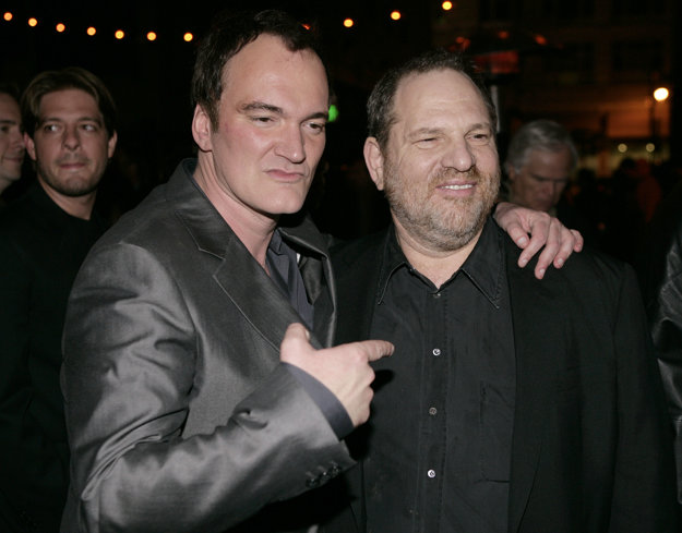S Tarantinom.