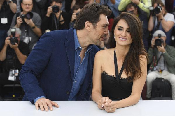 Javier Bardem a Penélope Cruz majú nový film.