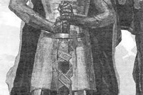 Knieža Alexander Nevský.