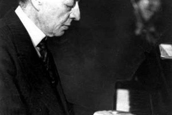 Sergej Rachmaninov.