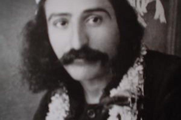 Meher Baba.