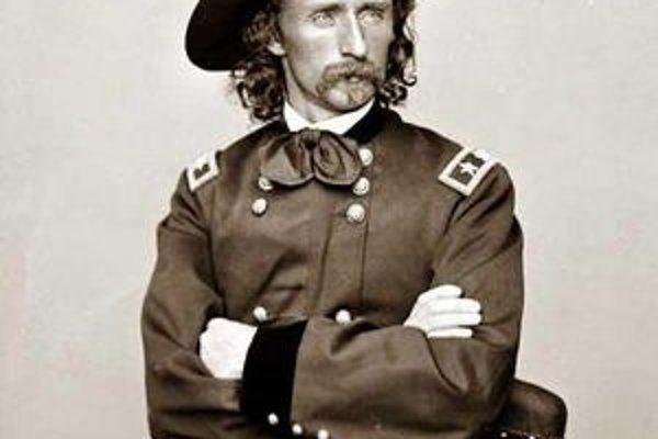Generál Custer.