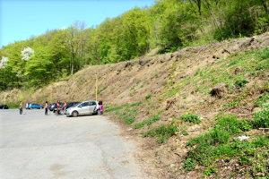 Kto v Čermeli dlhšie nebol, môže byť nemilo zaskočený, ako to tam dnes vyzerá bez stromov.
