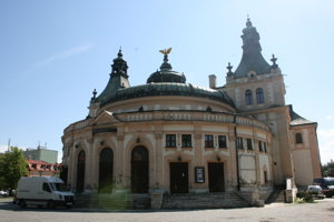 Reduta sídlo Spišského divadla