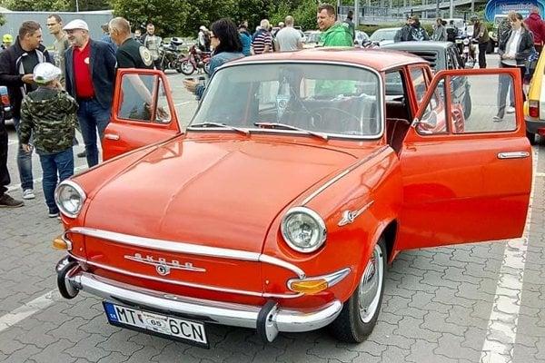Škoda 1000 MB.
