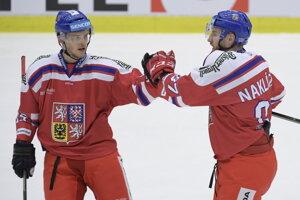 Andrej Nestrašil (vľavo) na MS skončil.