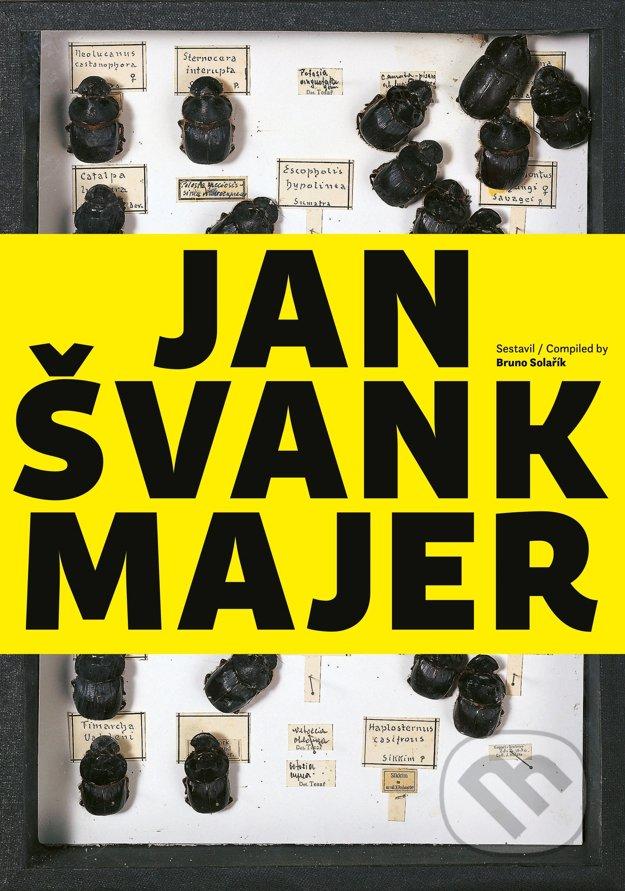 Bruno Solařík: Jan Švankmajer (Albatros Media 2018)