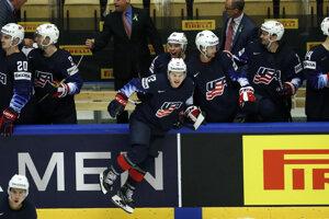 Hokejisti USA sa radujú z postupu do semifinále.