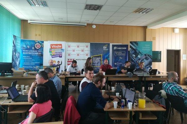 1. Šarišský Hackathon