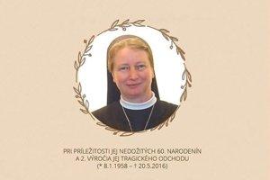 Misionárke a lekárke odhalili dnes bustu na cintoríne v Bánove.