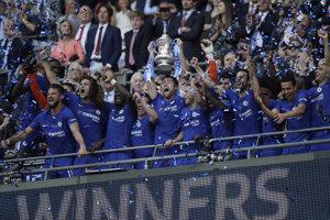 Hráči FC Chelsea získali FA Cup.