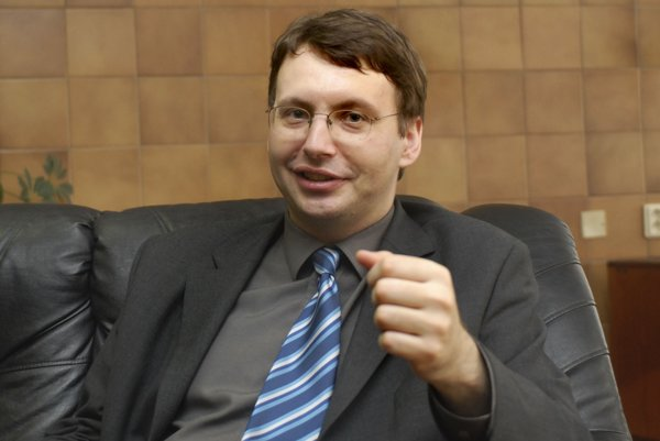 Predseda Svetového združenia Slovákov v zahraničí Vladimír Skalský.