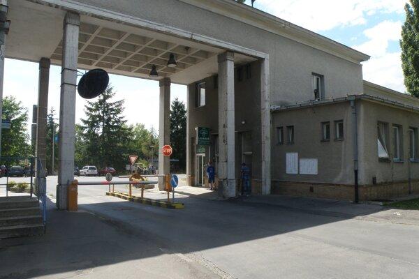 Nemocnica v Bojniciach.