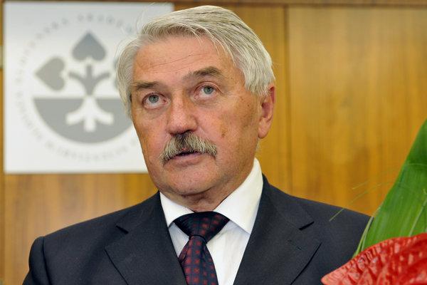 Dušan Kováč, historik, spisovateľ a brat bývalého prezidenta Michala Kováča.