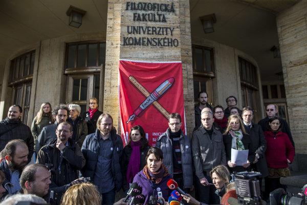 Univerzity vstúpili do štrajkovej pohotovosti.